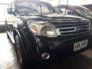 2014 Ford Everest LIMITED 4x2 AT