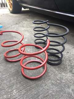 Stock Spring - Putol for Toyota AE92/Corolla Small Body