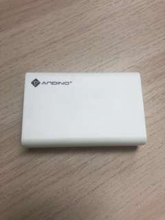 Andino Powerslide 10.0 QC 10000mAh Power Bank