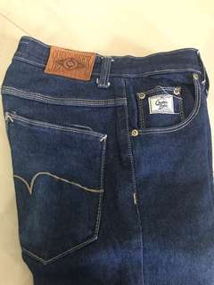 Jeans QUEEN BEER rarely used 100% ORIGINAL