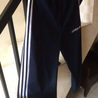 Adidas Pants Relax Crop