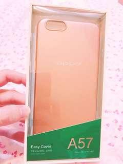 🚚 OPPO A57 原廠保護背殼