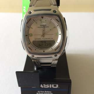 CASIO AW81D-7AV Unisex Watch