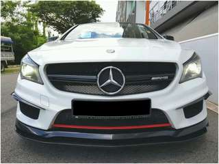Mercedes-Benz CLA45 Auto AMG 4MATIC