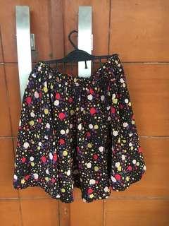 Colorful skirt / rok