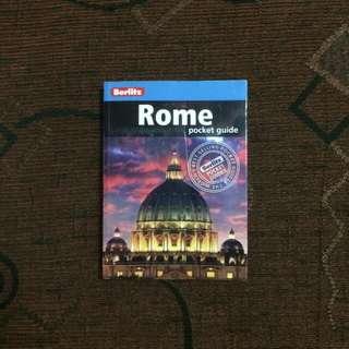 Berlitz : Rome Pocket Guide