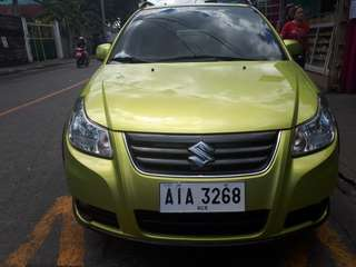 2015 Suzuki SX4 AT