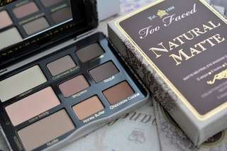 Too Faced - Natural Matte Neutral Eyeshadow Palette