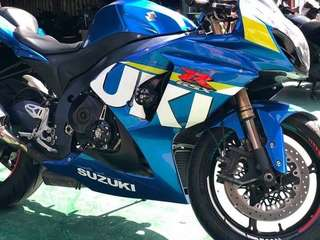 SUZUKI GSXR1000 2011二手重機