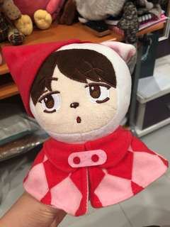 EXO SEHUN DOLL (with outfit)