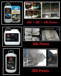 Watermark Remover & Rainaway Repellant