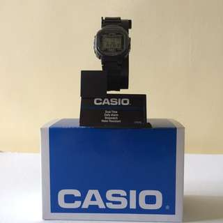 CASIO LA20WH-1ACF Ladies' Digital Casual Watch
