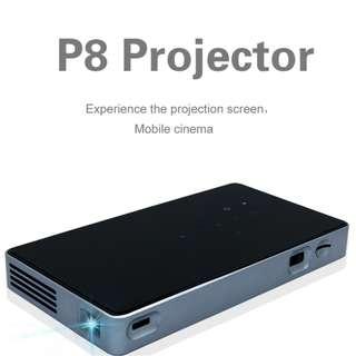 Wireless Wifi Mini DLP 1080p Home Theater Projector - 迷你無線Wifi 高清投影機 - A0902