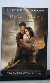 New Moon with POSTER