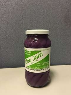 Good Shepherd Ube Jam