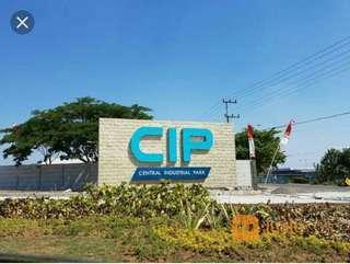 CIP pergudangan modern Sidoarjo