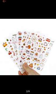 molang cute stickers
