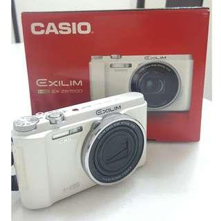 Casio EX-ZR1500 High Speed Selfie Camera