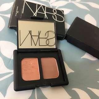 🚚 售出✔️🍭《絕對正品》近新NARS雙色眼影($400)
