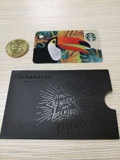 Starbucks Card (No value stored)