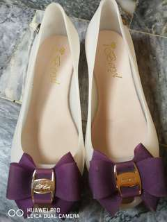 Doll shoes jelly size 35