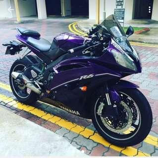 Yamaha R6'11