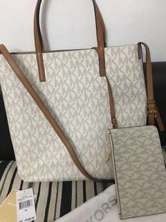 Repriced mk bag with sling