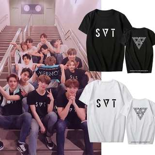SEVENTEEN 2018 JAPAN ARENA UNOFFICIAL T SHIRT