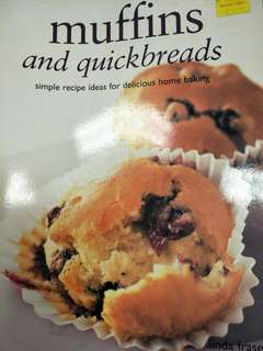 Muffins and quickbread book