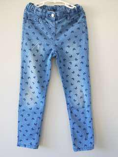 #2 long jean ($25 for 11 pieces)