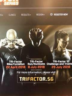 TRI-Factor Series 2018: Triathlon – Sprint Distance