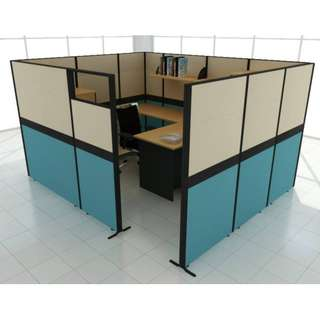 Workstation, Partition, Divider - Office Furniture