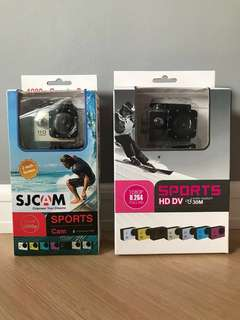 Buy 1 Take 1 SJ Cam Action Camera (A GoPro substitute) - Father's Day Promo!!!!