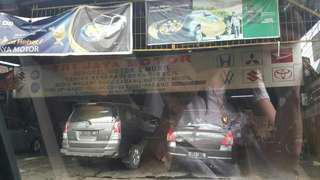 Bengkel Mobil & Spare Part  setiap Idul Fitri dan tgl merah selalu BUKA Telp 022 7320600