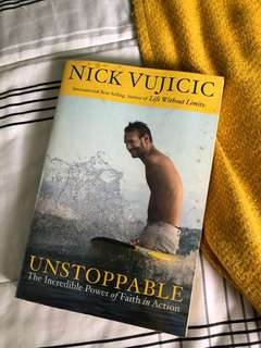 UNSTOPPABLE by Nick Vujcic