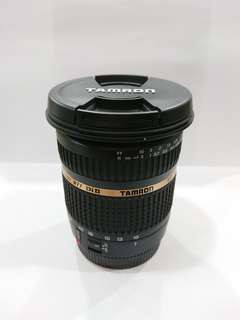 Tamron 10-24mm Wide Angle Lens for Canon