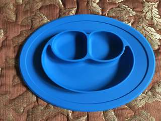 Mini-Silicone Placemat Plate