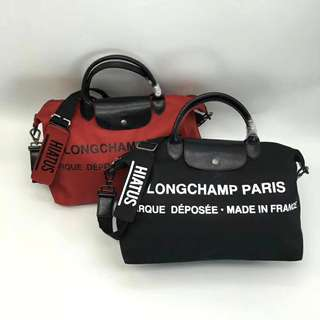 Longchamp by Shayne Oliver Top Handle L 手袋