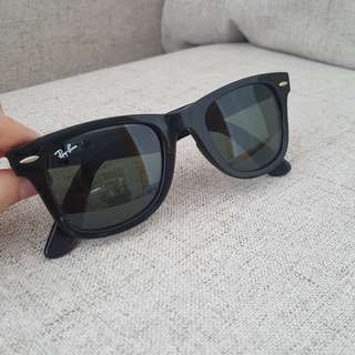 Ray Ban 太陽眼鏡 RB2140 Original Wayfarer Sunglasses