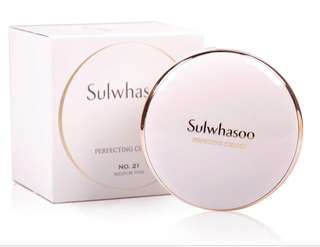Sulwhasoo perfecting cushion no 21