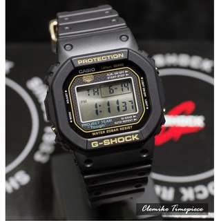"Casio G-shock ""DW-5035D-1B"" ( 35th Anniversary Limited Edition / Made in Japan / DW-5035D-1BDR )(可簽卡/可分期/現金交易優惠)06/14"