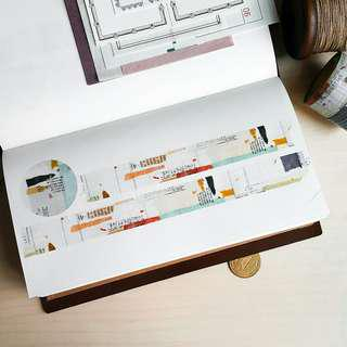 Chamil Garden - And Then [washi tape by metre]