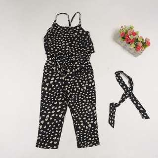kids girl romper