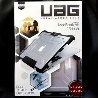 🚚 Macbook Air 13 inch UAG Composite Case Cover ICE