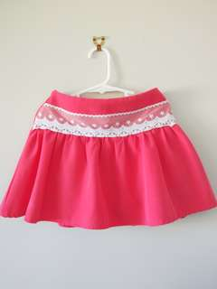 #10 Skirt ($25 for 11 pieces)