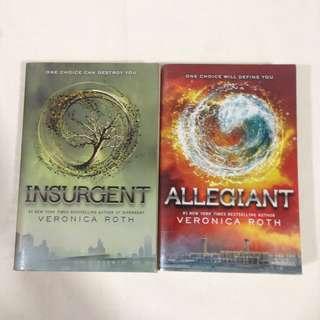 Insurgent + Allegiant