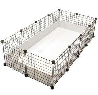 DIY C&C cage or play pen for dogs, cats, guinea pigs, rabbits