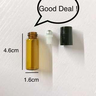 10 Essential Oils Roller Bottles 5ml