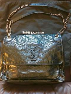 Sale : Saint Laurent NIKI CHAIN BAG (large size)