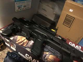 Marui glock 18c roni kit 552 鏡 japan